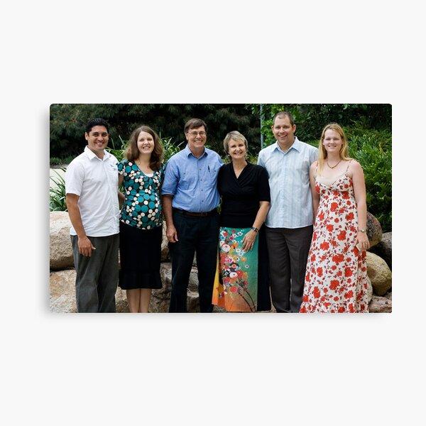 Pastoral Team 1 Canvas Print