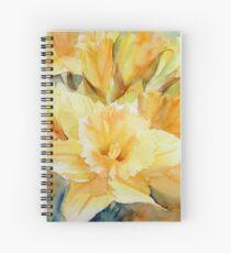 Distilled Sunlight Spiral Notebook