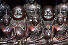 Buddhas by Walter Quirtmair