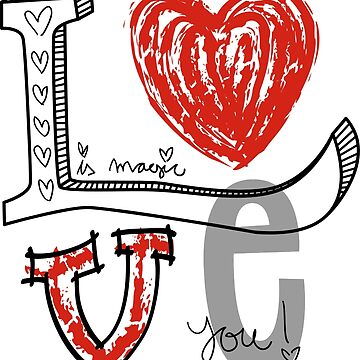 Love is magic by JoanaJuhe-Laju