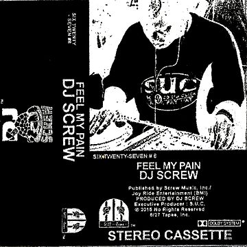 DJ SCREW FEEL MY PAIN INVERTED  by Frejjuya