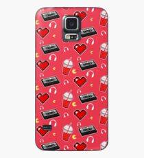 Michael Mell Pattern Case/Skin for Samsung Galaxy