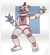 Fnaf - Funtime Freddy Poster