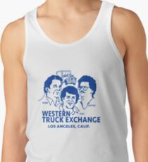 Western Truck Exchange Men's Tank Top