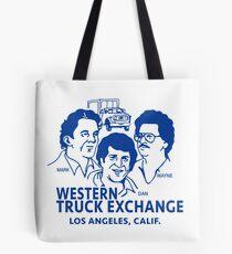 Western Truck Exchange Tote Bag
