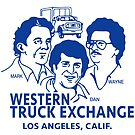 Western Truck Exchange by kamiospeedwagon