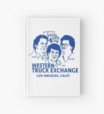 Western Truck Exchange Hardcover Journal