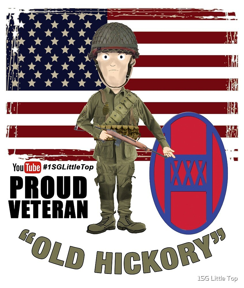 NC National Guard- Old Hickory by 1SG Little Top