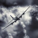 B-17 Flying Fortress by carlyhodges