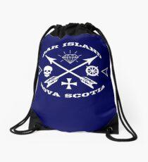 Oak Island T-Shirt Treasure Hunter Nova Scotia Mystery Drawstring Bag