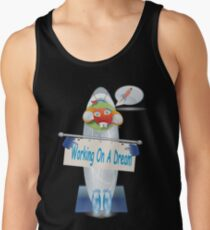 Working On A Dream  Tank Top