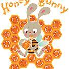 Honey Bunny  by Lyuda