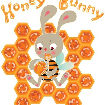 Honey Bunny  by Lyuda