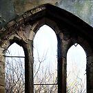Church window by Paul Scrafton