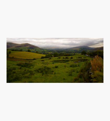 Mini England Photographic Print