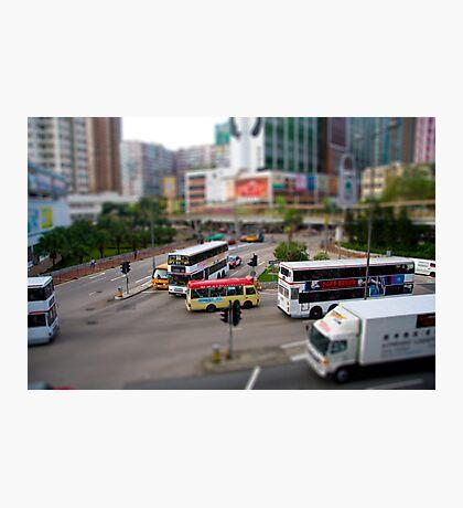 Tiny Hong Kong Photographic Print