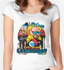Walter's Laboratory Women's Fitted Scoop T-Shirt