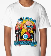 Walter's Laboratory Long T-Shirt