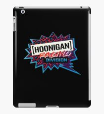 Hoonigan Racing Division iPad Case/Skin