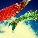 Flying Fish by Paul Scrafton