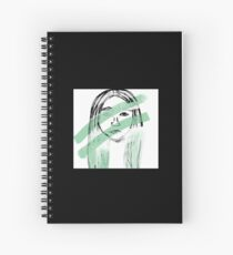 AAbstract Spiral Notebook