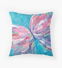 Fluttering Jewel Floor Pillow