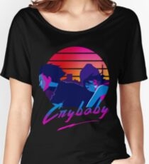 Crybaby Women's Relaxed Fit T-Shirt