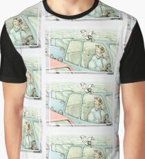 Pollution alarm Graphic T-Shirt