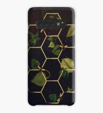 Bees in Space Case/Skin for Samsung Galaxy
