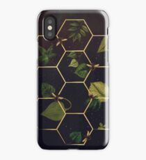 Bees in Space iPhone XS Case
