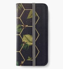 Bees in Space iPhone Wallet/Case/Skin