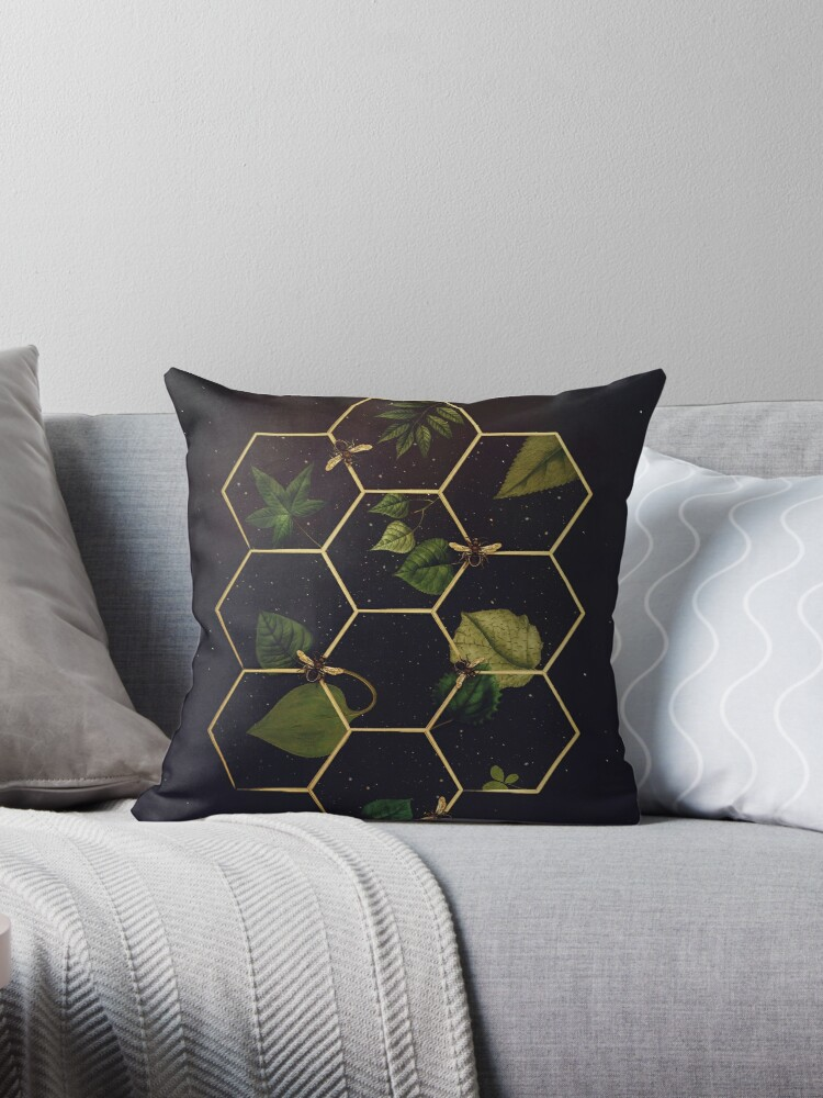 Bees in Space by Sybille Sterk