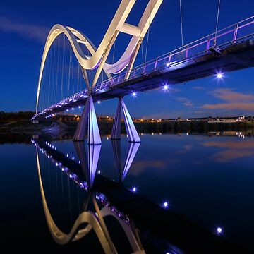 Infinity Bridge by MarkSykes