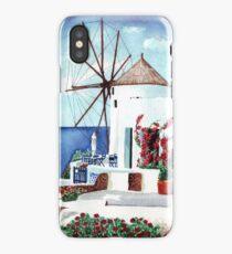 Oia Sea Breeze iPhone Case/Skin