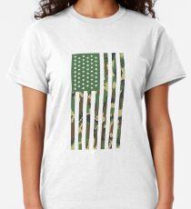 USA Flagge - CAMO Classic T-Shirt
