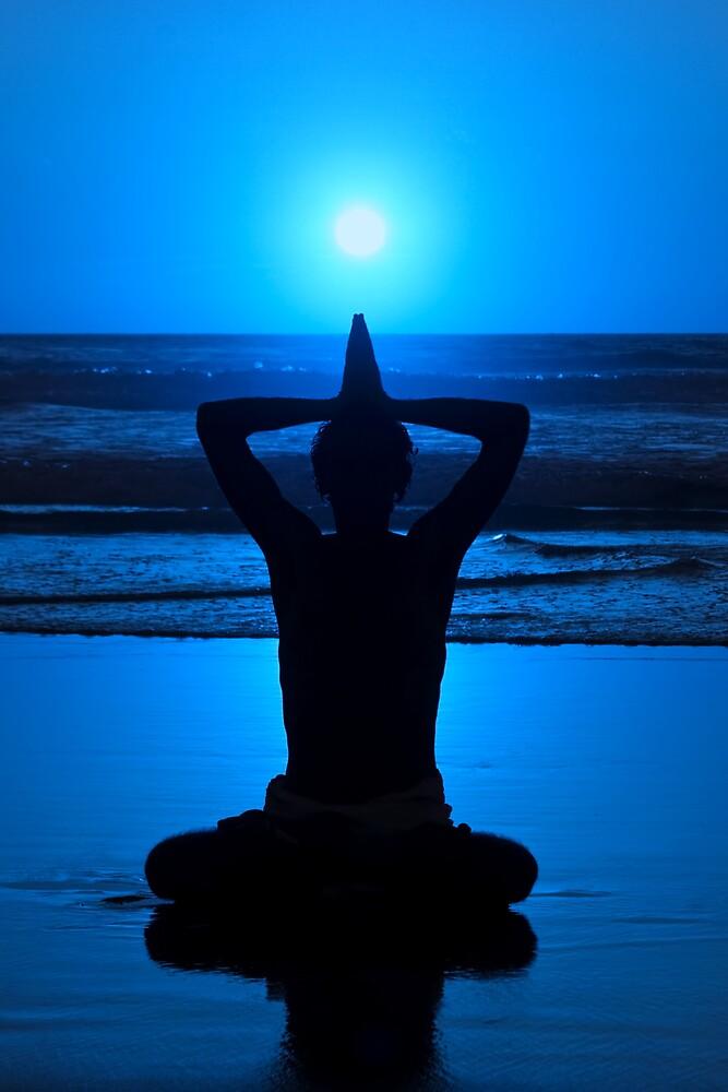 Meditation by devy