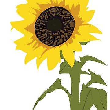 Sunflower by savagedesigns