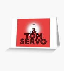 Mystery Science Tom Greeting Card