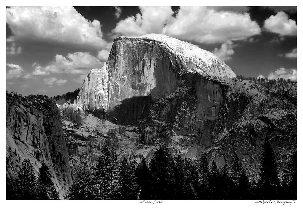 Half Dome, Yosemite II by BLTV