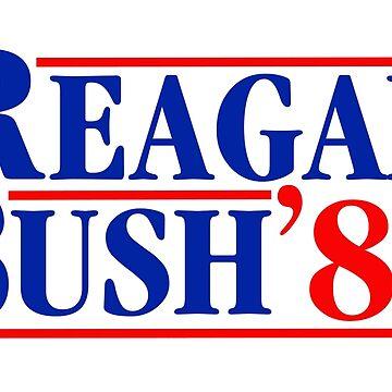 Reagan Bush 84 von Thelittlelord