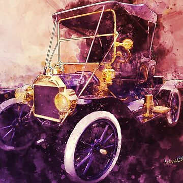 1912 Model-t Commercial Roadster aka the Mother-in-Law Roadster by ChasSinklier