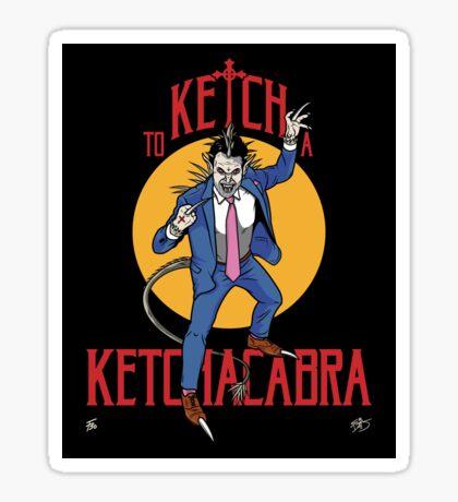 Ketchacabra! Sticker