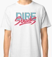 Dire Straits band logo Classic T-Shirt