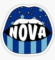 Nova Lips Sticker