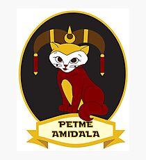 Petme Amidala Photographic Print