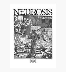 Neurosis Black Photographic Print