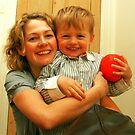 Mamma's boy by JenTheDuck