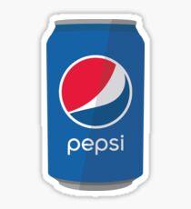 Pepsi Can Sticker