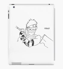 Zabuza - MD Studios iPad Case/Skin