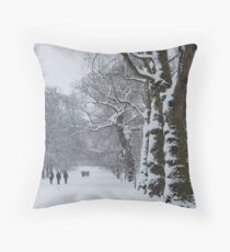Greenwich Park 1 Throw Pillow